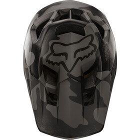 Fox Proframe Matte Casco Full Face Hombre, black camo